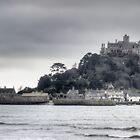 St Michael&#x27;s Mount, Cornwall by Bob Culshaw