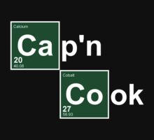 Breaking Bad Captain Cook by gleekgirl