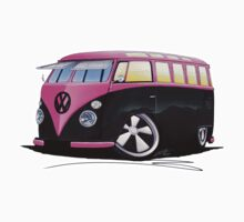 VW Splitty (23 Window) C by Richard Yeomans