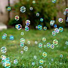 Bubbles, bubbles everywhere! by Copperhobnob