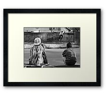 OnePhotoPerDay series: 098 by L. Framed Print