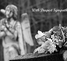 With Deepest Sympathy (Card) by Lynn Armstrong