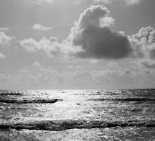north sea near blavand by jomaot