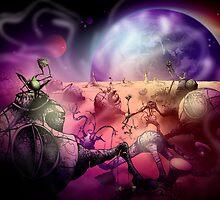 The Junkyard by PodPerson