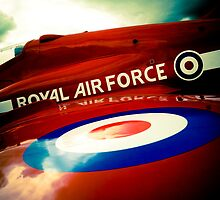 Royal Air Force by ROGUEstudio