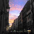Shopping Street by christina chan