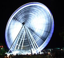Brisbane Eye by Troy Curry