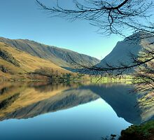 The Beauty of Buttermere by VoluntaryRanger