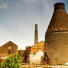 Longport Bottle Kiln by Aggpup