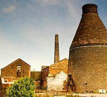Longport Bottle Kiln by David J Knight