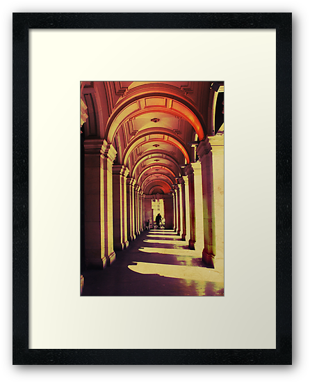 GPO Arches by Angie Muccillo
