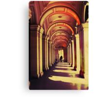 GPO Arches Canvas Print