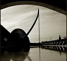 Calatrava City of the Future by ragman