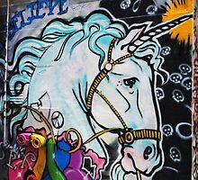 The Smoking Unicorn by Debbie Thatcher