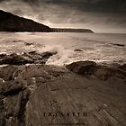 Tresaith Beach by Julie-anne Cooke Photography