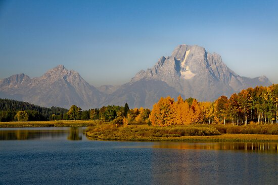 Grand Teton National Park by Robert Kelch, M.D.