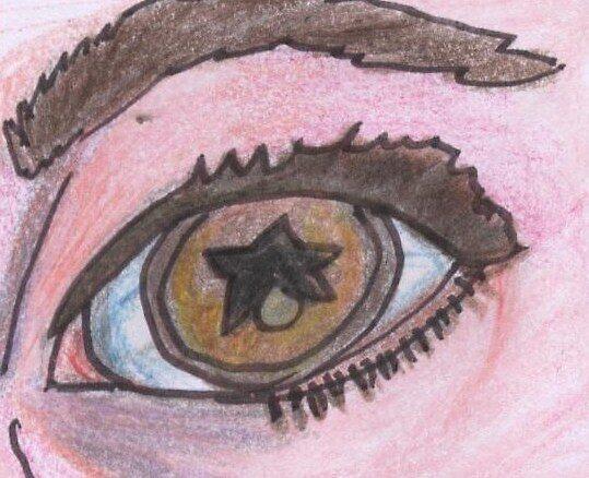Stars in your eye by Kyleacharisse