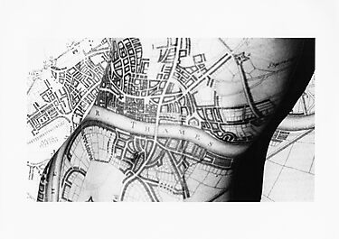 Body Maps - Ancient London - Torso by MaggieGrace