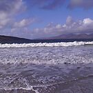Foaming Tide by BlueMoonRose