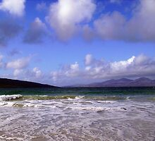 The Hills of Harris - Western Isles, Scotland by BlueMoonRose