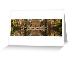 Dreamland - Magnolia Plantation and Gardens Greeting Card