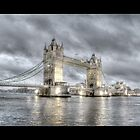 Tower Bridge in London by Chad Kruger
