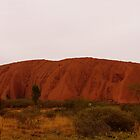 Uluru ( Ayers Rock) by aussiedi