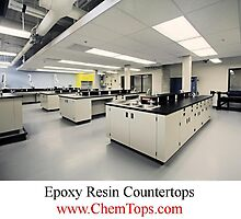 Epoxy Resin Countertops by Joey Clyburn