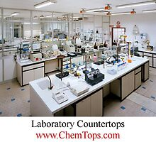 Lab Countertop by Joey Clyburn