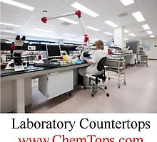 Laboratory Countertops by Joey Clyburn