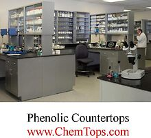 Phenolic Resin Countertops by Joey Clyburn