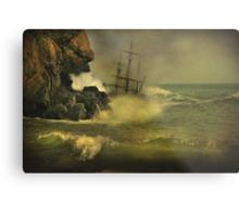 Shipwrecked !! Metal Print