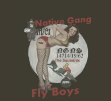 Native Gang Squadron Fly Boyz - Tee by NeVeRNoRmaL
