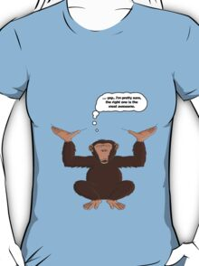 Weighing up the benefits T-Shirt