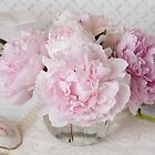 Pink Peonies by Catherine Wood
