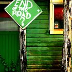 End of the Road- Please enter by strawberrytree