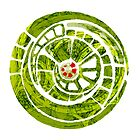 the green spiral cog by Agnew &amp; Roberts