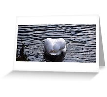 Bottoms Up! Greeting Card