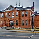 Carbon County, Montana, Court House by Bryan D. Spellman