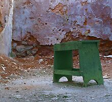 Sit and Wait by DeWolf