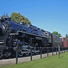 Pere Marquette #1223 by Monnie Ryan