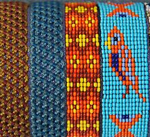 Colombian bracelets by Julieholl