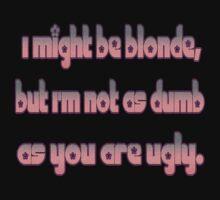 Blonde  by Craig Stronner