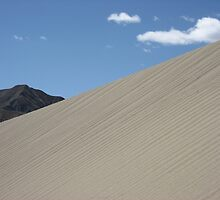 Thin air dune - sand dunes of southern Tibet by Adam Switzer