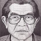 Portrait of My Father's Closest Friend by RIYAZ POCKETWALA