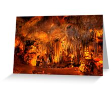 Tantanoola Cave - South Australia Greeting Card