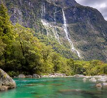 Fiordland Magic - New Zealand by Kimball Chen