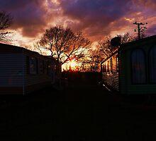 Caravantastic Sunset by Ecohippy