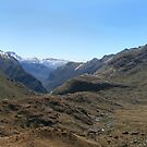 From the top of Routeburn by middleofaplace