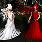 White Queen, Red Queen by F.M. Gore-Kelly